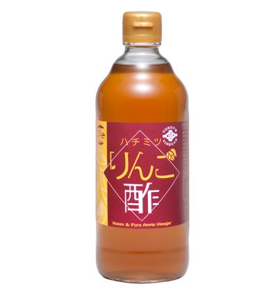 ハチミツりんご酢 500ml