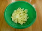 りんご酢ジャムstep2