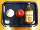 りんご酢ジャムstep1
